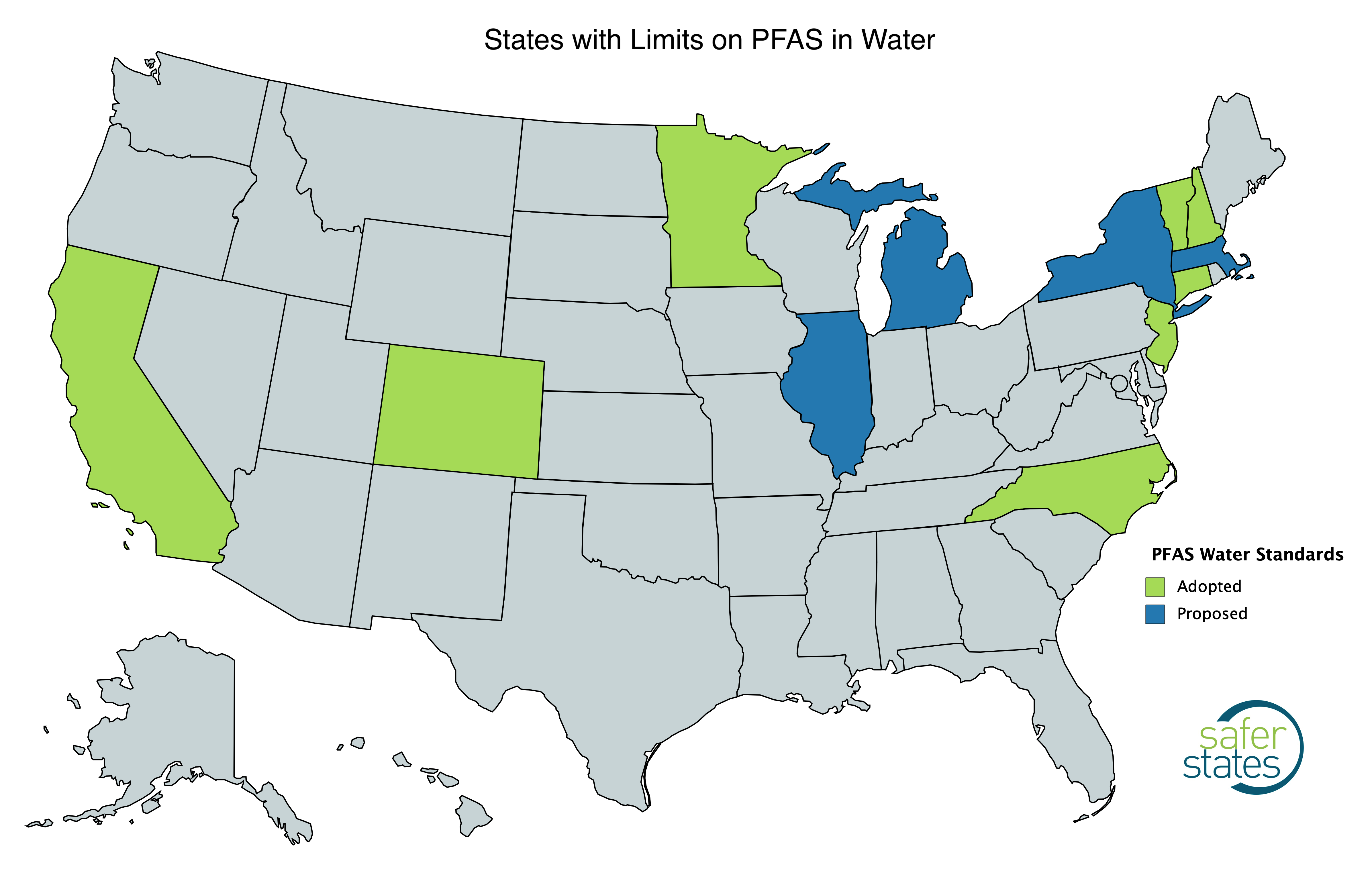 2020 PFAS Water Adopted Proposed